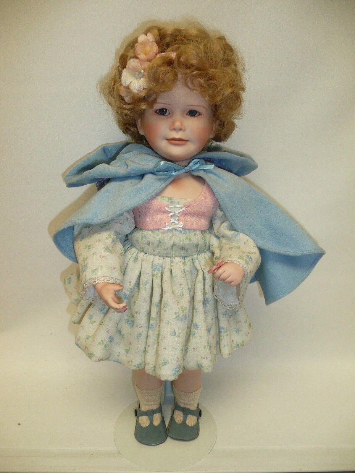 16  Yolanda Bello Porcelain Original Karry-Ann  17 from 1983, All Original