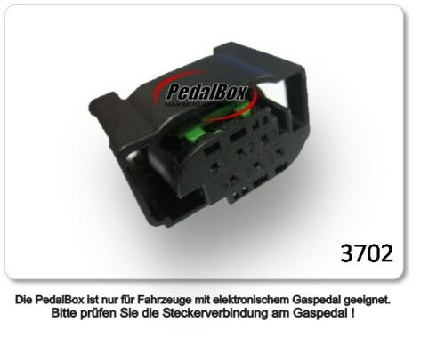 10423702 2W DTE Systems PedalBox 3S für BMW BMW Alpina Hyundai LandRover Mini  .