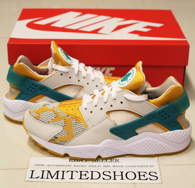 NIKE AIR HUARACHE RUN PA CANYON GOLD 705008-007 ostrich white gum triple bronze The most popular shoes for men and women