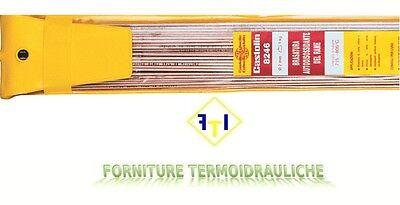 1 KG LEGA per brasatura capillare di rame anche senza disossidante CASTOLIN 8246