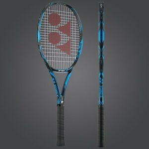 Tennis-Racket-Yonex-Ezone-DR-100-Grip-3-300-grams-Blue-Brand-new-100-Original