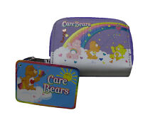 "Care Bears PURPLE Coin Purse 3"" x 4.5"" BRAND NEW WITH TAGS"