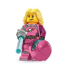 Lego 8827 Minifigures Series 6 - Minifigure Skater Girl X1 Loose