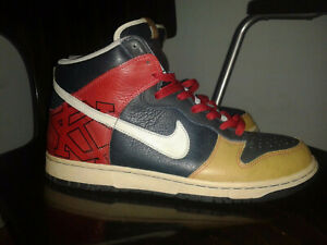 All High Utt Nation Premium Edition Nike Dunk q6R7wxT