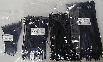Ref: Ct100140160200 - Cable Tie Bundle Kunden Zuerst