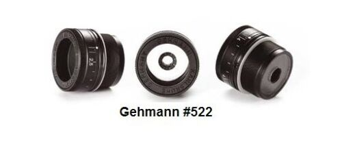 18mm / 22mm / 35mm Gehmann Front sight Iris Foresight with or without crossbar