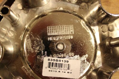 H Helo 835 Chrome Wheel Rim 5 Lug Center Cap HE835B5139 LG0608-53
