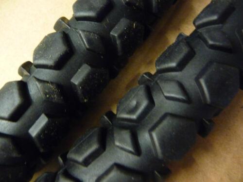 GRIPS BULK 10 Pairs ATB MTB BMX BIKE CYCLE HANDLE BAR BLACK NEW WHOLESALE 120mm
