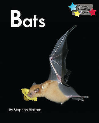 Bats by Rickard, Stephen (Paperback book, 2015)