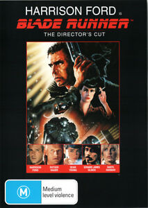 Blade-Runner-Director-039-s-Cut-DVD-NEW-Region-4-Australia-Harrison-Ford