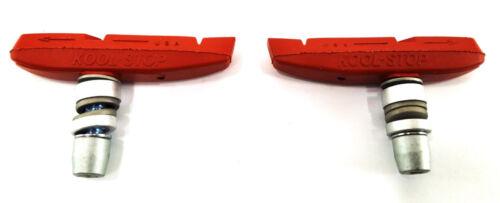Kool-Stop Supra2 Brake Pads Salmon Compound