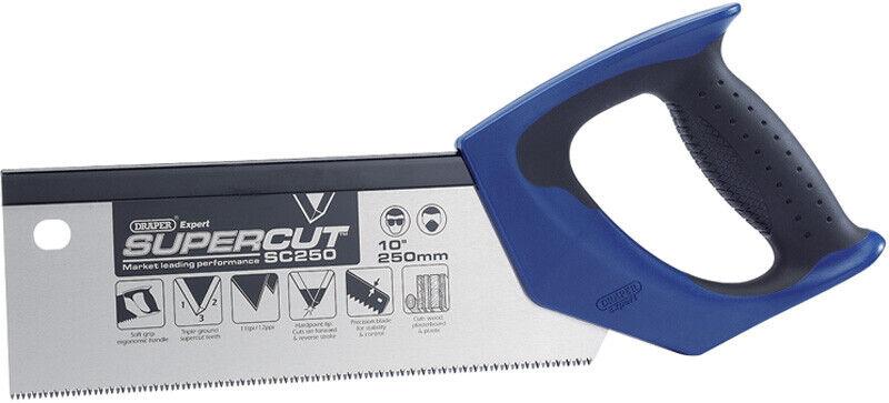 Textilkaufmann Experte Superschnitt 250mm 25.4cm Hardpoint-Zapfen Säge-