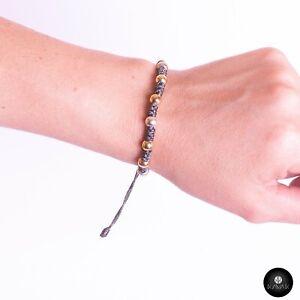 Kavak - Handmade Girl's sharp beads Adjustable Women's Bracelet