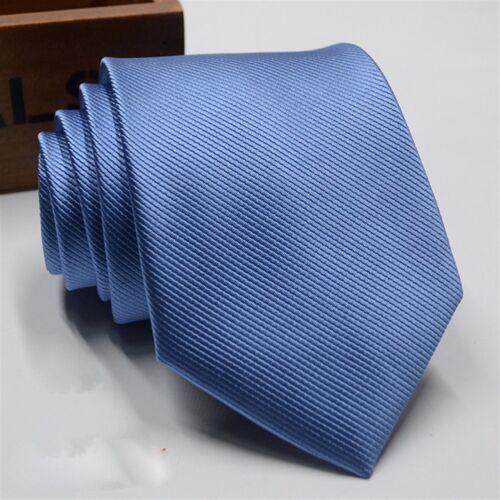 17 Color Wholesale Lot Men/'s Classic Tie Silk Necktie Woven Jacquard Neck Ties