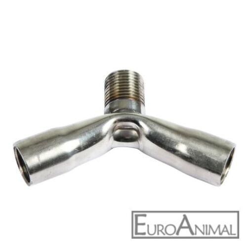 Zubehör V2A für Beißnippel Kugelbeißnippel Sprühnippel Tränkenippel Trognippel