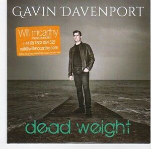 EA666-Gavin-Davenport-Dead-Weight-2013-DJ-CD