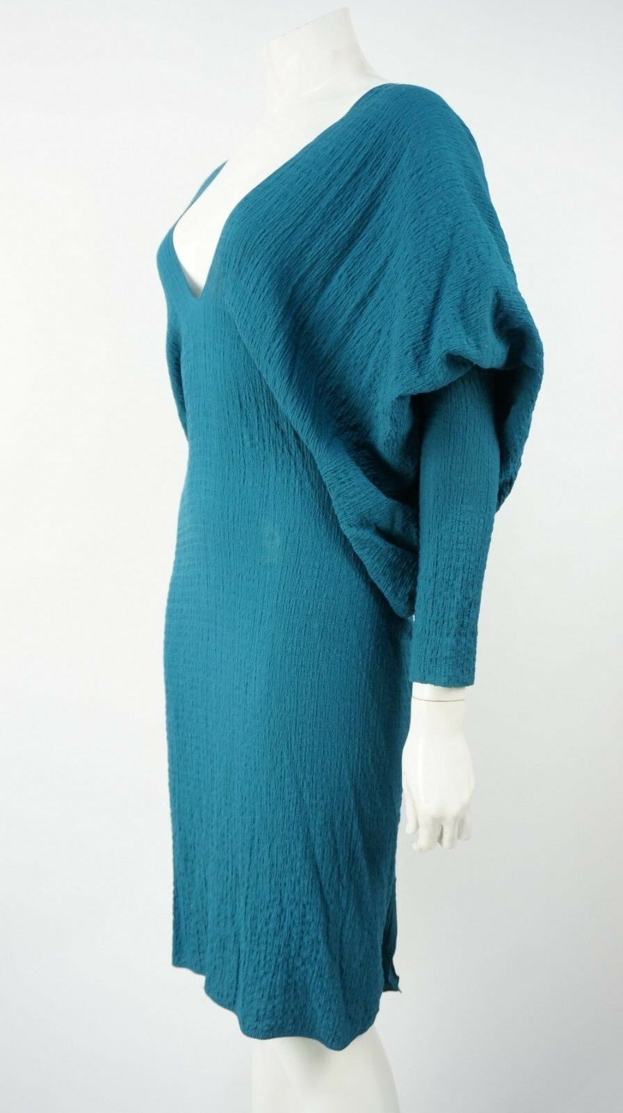 Roland Mouret V-Neck Fitted Fitted Fitted Lise Dress Größe UK 8 BNWTS 1ee93e