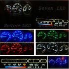 Honda Civic EG 92-95 Gauge Cluster + Climate control LED KIT