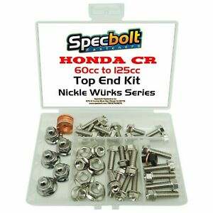 Top End Kit For 2003 Honda CR85RB Expert Offroad Motorcycle Wiseco PK1214