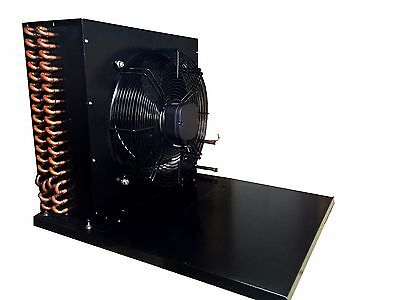 """New Condenser Coil With Fan for 2.5 HP Condensing Unit 26""""L X 22""""D X 21""""H"""