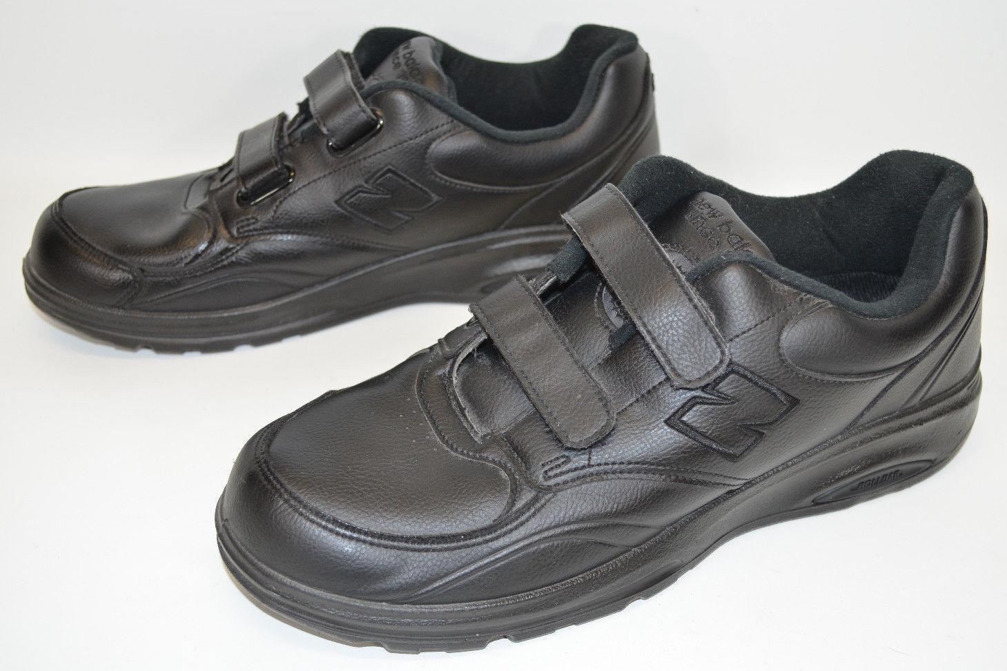 New Balance Walking Shoes MW812VK USA Black Hook/Loop Double Strap USA MW812VK Made Men 11 17e393