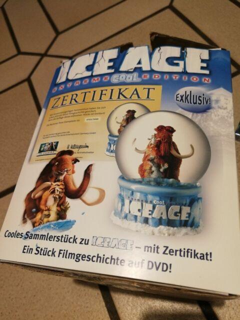 Ice Age - Extreme Cool DVD Edition Box mit Schneekugel (2005)