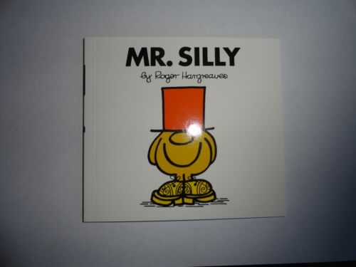 50x NEUF TITRES MR MEN Books by Roger Hargreaves