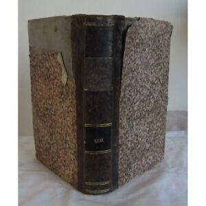 RECUEIL-GENERAL-DES-LOIS-DECRETS-ET-ARRETES-par-les-notaires-tome-4-annee-1851