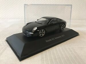 Atlas-1-43-Porsche-911-Anniversary-Modellauto-Modelcar-Scale-Raritaet-Geschenk