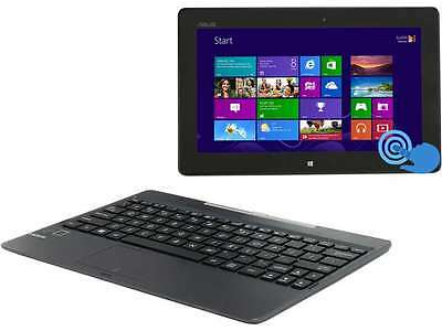 ASUS Transformer Book T100TA 10.1�? MultiTouch 2-in-1 Notebook / Tablet with ...
