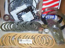 A4LD Super Master Premium Rebuild Kit W/ Steels Modulator 2 Flex Bands 1990-1995