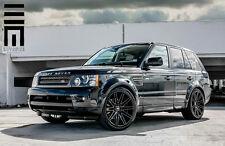 XO Luxury Milan Wheels 10,5x22 5x120 Felgen Bmw X5 X6 Range Rover Sport Concave