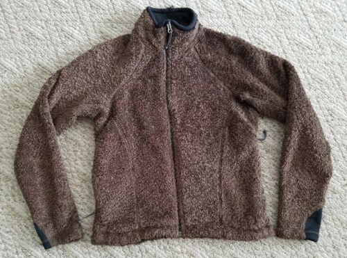 EUC WOMEN'S MOUNTAIN HARDWEAR MONKEY FUR FLEECE JA