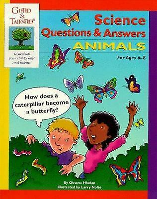 Science Questions and Answers : Animals by Sweeney, Kathie