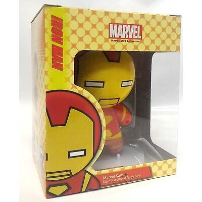 Marvel Kawaii Art Collection 鋼鐵奇俠 Ironman Personal Piggy Coin Bank