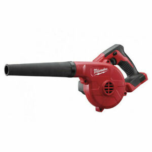 Details about MILWAUKEE CORDLESS BLOWER M18BBL M18 18V LI-ION 18 VOLT body  only