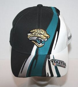 d727268a30cff NEW NWT TEAM REEBOK JACKSONVILLE JAGUARS (JAGS) YOUTH 4-7 Baseball ...