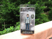 "Twilight Edward Cullen 7"" Action Figure 2008`New & Factory Sealed"