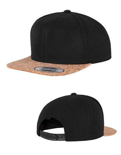 FLEXFIT Cork Snapback 6089 URBAN Baseball Basecap Kappe Mütze CAP