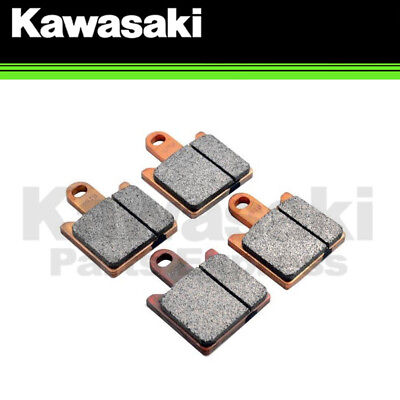 NEW 2006 - 2011 GENUINE KAWASAKI CONCOURS 14 NINJA ZX-14R FRONT BRAKE PAD SET