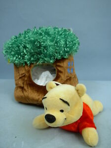 Play Pals Pooh Tree Purse by Disney With Tag