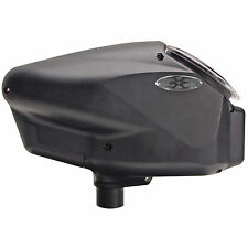 New Empire Paintball Halo Too Force Fed Electronic Hopper Loader - Black