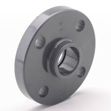 ABS 20mm Full Face Flange Drilled Pipe Fitting BSABS Plumbing Building  #23R63