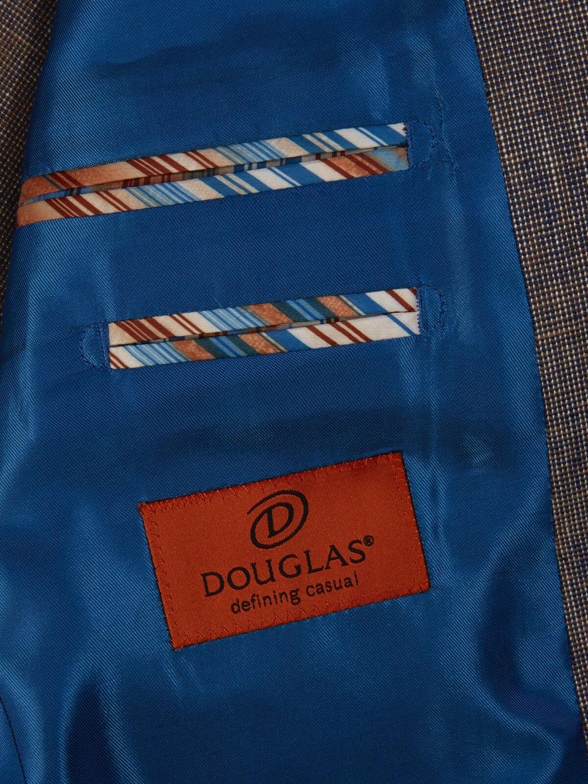 Douglas   Lin Lin Lin Mélange Veste/Beige - 48R-était £ 159.00 Maintenant £ 100.00 253bca