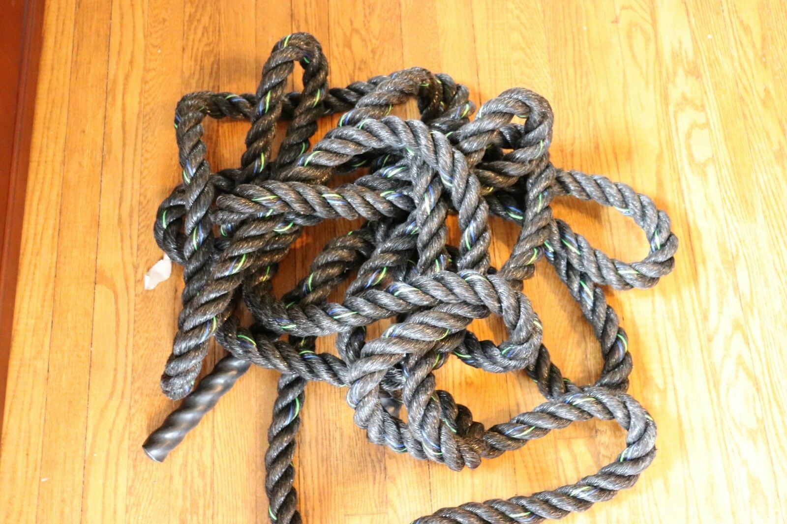 Rage Fitness Performance Training Ropes 40' Conditioning Ropes  1.5  Rope
