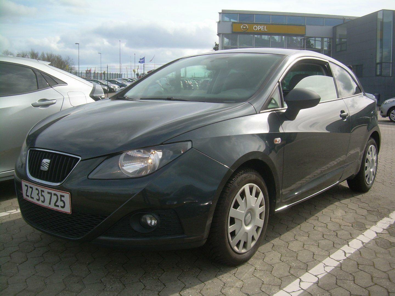 Seat Ibiza 1,2 12V Reference SC 3d