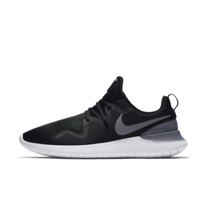 The latest discount shoes for men and women Nike Men Tessen Black Running Shoes Grey White AA2160-001 US7-11 04'