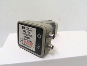 NEW-HP-Agilent-Keysight-11970A-Harmonic-Mixer-26-5-40-GHz
