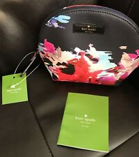 item 2 Kate Spade New York Keri Colorful Abstract Floral Cosmetic Case  Pouch Bag NWT -Kate Spade New York Keri Colorful Abstract Floral Cosmetic  Case Pouch ... 884f2654c2b72