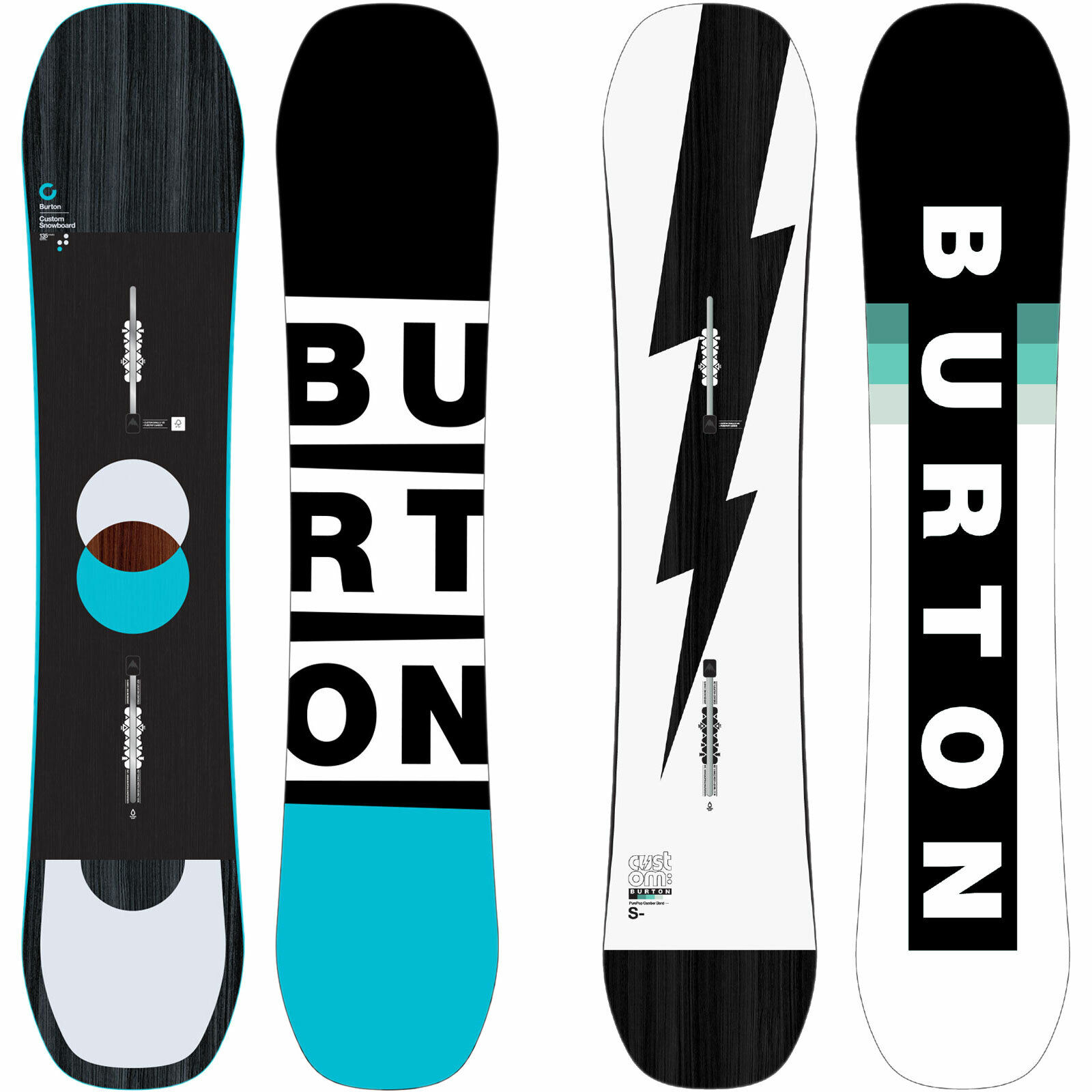 Burton Custom Smalls Kids Snowboard